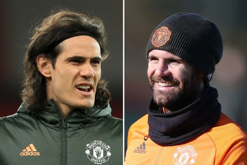 Cavani and Mata's Man Utd futures in doubt with club yet to activate extensions