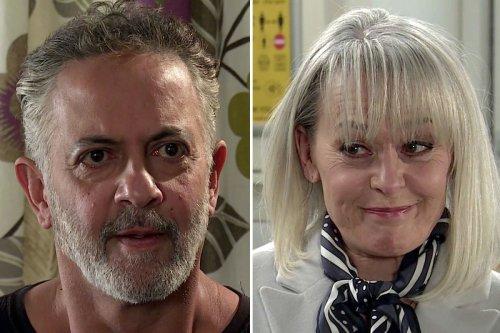 Coronation Street's Sharon Bentley lands herself in sex nightmare with Dev