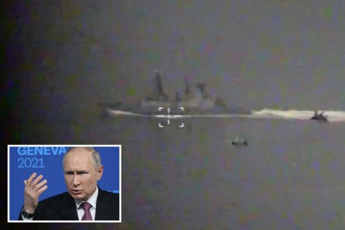 Russia threatens to SINK Brit warships next time after Black Sea stand-off