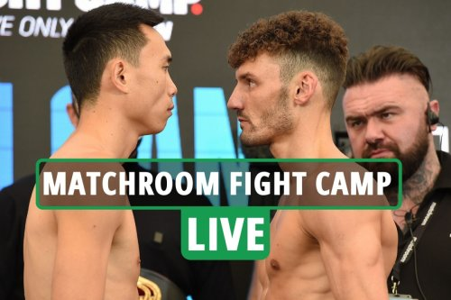 Xu Can vs Leigh Wood: Date, UK start time, live stream, TV channel