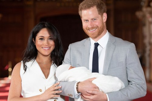 Most popular names of 2021 - with Meghan-inspired entry taking top spot from Olivia