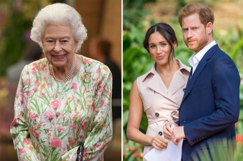 The Queen made a secret nod to Meghan and Harry at the G7 summit in Cornwall