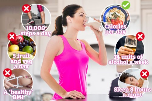 From eight hours sleep to 10,000 steps a day — we sort myths from medical fact