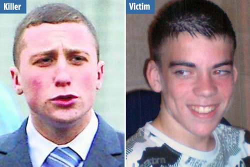 M8 crash victim was convicted killer jailed for knife slaying of teen