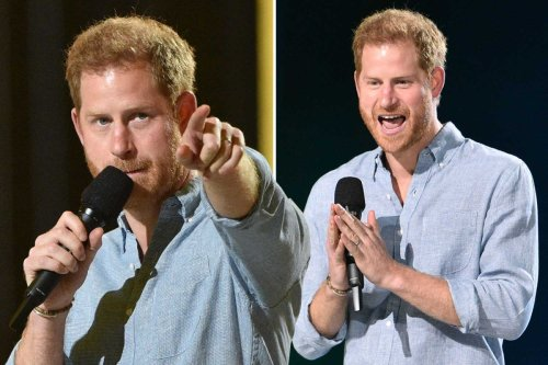 Prince Harry has been 'itching to receive' public adoration, author says