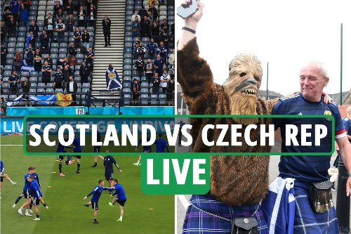 Scotland vs Czech Republic FREE: Live stream, TV channel, kick-off time, teams