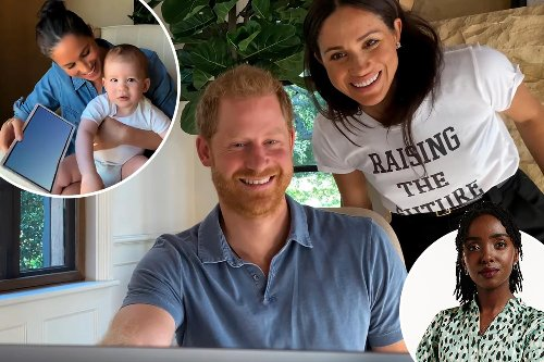 Prince Harry is starting to sound like a whiny, grievance addict... it's a shame, I always liked him and Meg