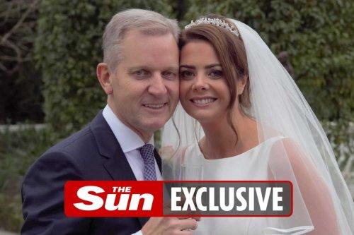 Jeremy Kyle ties the knot with fiancé Vicky after cancelling ceremony SIX times