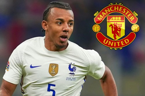 Man Utd transfer boost as Kounde 'telling agent to hold talks with club'