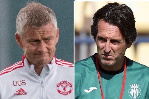 Emery tells Utd to stick with Solskjaer and it 'wouldn't be wise' to axe manager