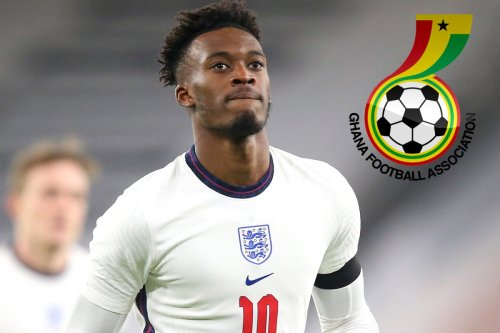 Hudson-Odoi 'set to quit England for Ghana as he grows disillusioned with FA'