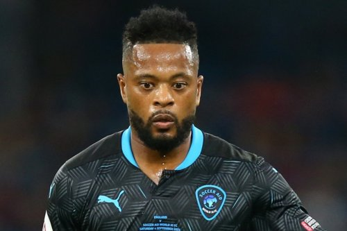 Evra takes step closer to management after completing Uefa coaching badges