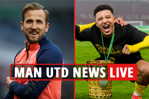 Man Utd transfer news LIVE: Latest updates from Old Trafford