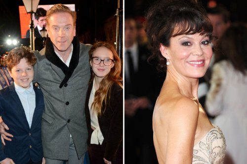 Damian Lewis reveals wife Helen McCrory's moving message to their children before her death
