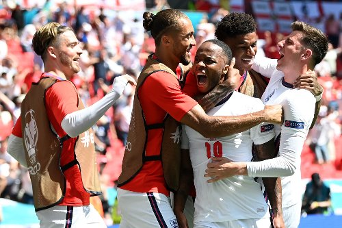 England THROUGH to last 16 of Euro 2020 even if they lose to Czech Republic
