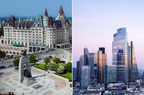Americans can begin visiting Canada next month but are STILL warned 'avoid' UK