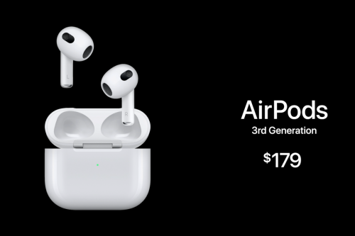 Apple has revealed NEW 3rd Generation AirPods with longer battery life