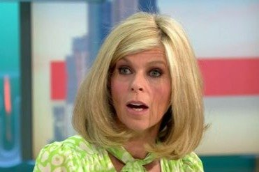 Kate Garraway reveals new look on Good Morning Britain after suffering from 'inflamed eyes' at the end of a tough week
