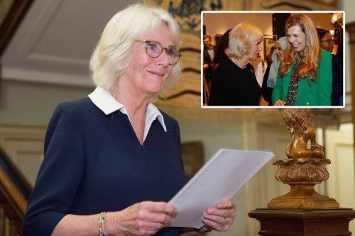 Duchess of Cornwall calls on men and women to unite to end sexual violence