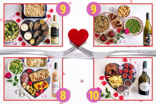 Valentine's Day supermarket meal deals: From Tesco and M&S to Aldi and Morrisons... the best and worst