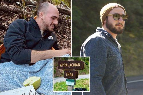 Brian Laundrie 'lookalike' ambushed by U.S. Marshals on the Appalachian Trail