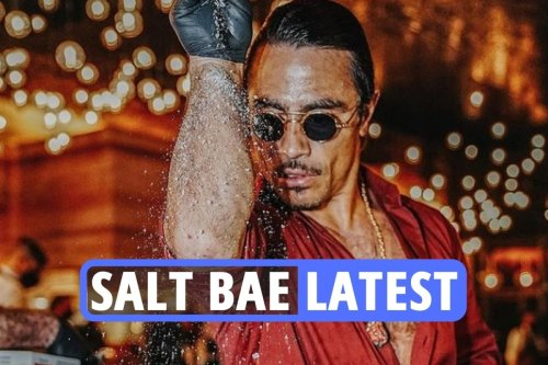 Salt Bae restaurant SAVAGED for serving 'bad pub grub' despite crazy prices
