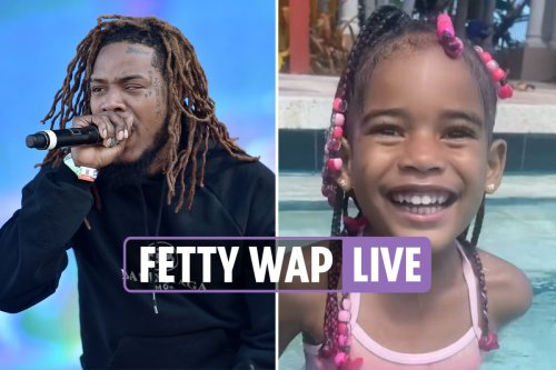 Rapper Fetty Wap's four-year-old daughter with model Turquoise Miami dead