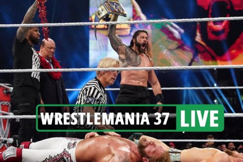 WWE WrestleMania 37 RESULTS: Roman Reigns stars, Logan Paul receives STUNNER - Night 2 REACTION and RECAP