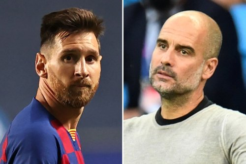 Lionel Messi clashed with Guardiola over Barcelona team selections and once stopped speaking to him
