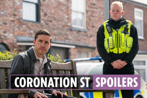 Coronation Street spoilers: Todd arrested as he's exposed for theft