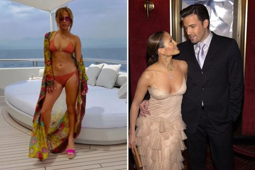 Ben Affleck 'bought JLo gold necklaces worth $30k for her 52nd birthday'