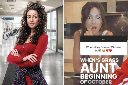 Michelle Keegan confirms Brassic series 3 release date - and season 4 shoot