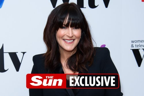 TV's Anna Richardson fears she will develop dementia like her dad