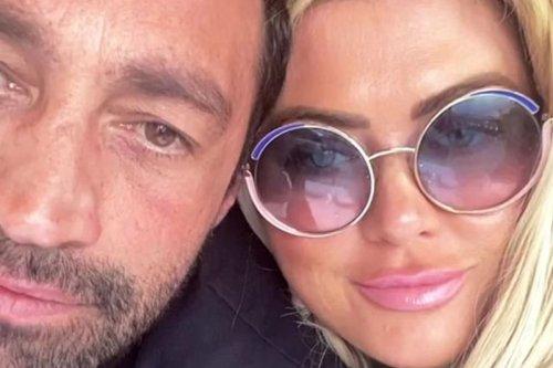 Gemma Collins shares loved-up selfie with her boyfriend Rami after 'insane' party drinking brandy & singing karaoke