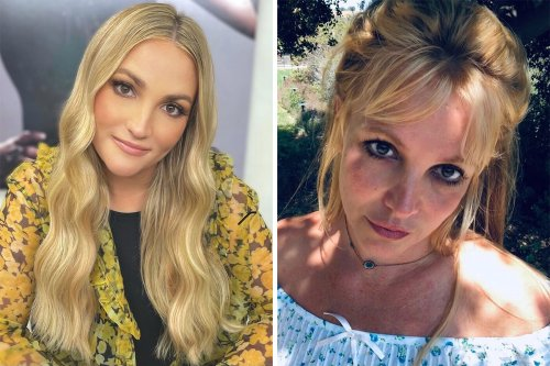 Britney Spears' sister Jamie Lynn NOT fired from Netflix's Sweet Magnolias