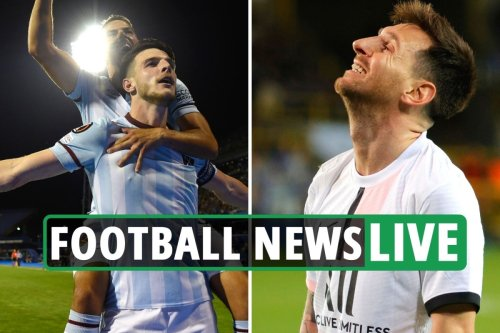 Football news LIVE: All the latest updates from around Europe's top clubs