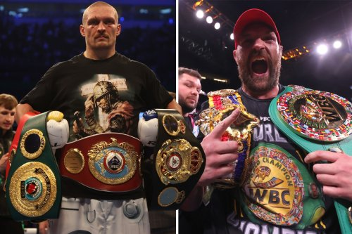 Usyk takes dig at Tyson Fury and confident he will beat Brit in 'huge' fight