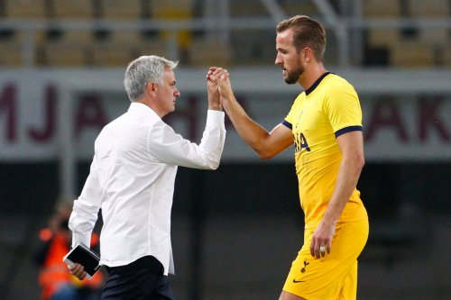 Jose says Kane to return NEXT WEEK with ankle injury not as bad as first feared