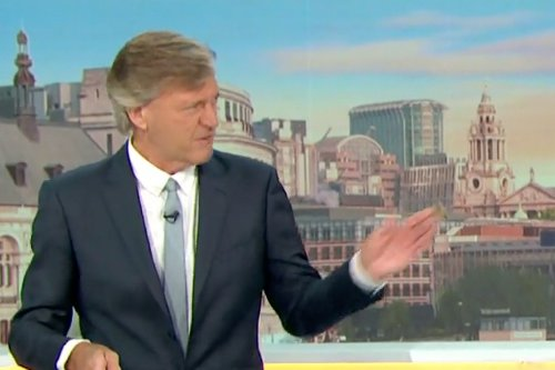 GMB suffers awkward blunder as Richard Madeley's off-air moment is heard
