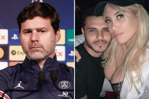 PSG boss Pochettino confirms Icardi is BACK for Marseille game after 'cheat' row