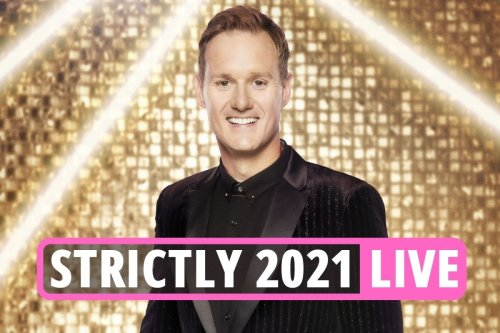Strictly 2021 celebs & dancers to partner up in launch show TONIGHT