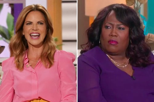 The Talk fans say Sheryl Underwood was 'hard to watch'