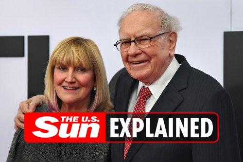 Who is Warren Buffett's wife Susan?