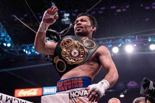 Manny Pacquiao WON'T be reinstated as WBA champion before Errol Spence Jr fight