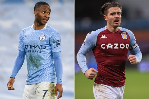 Sterling talks in stalemate but Man City not looking to sell after Grealish move