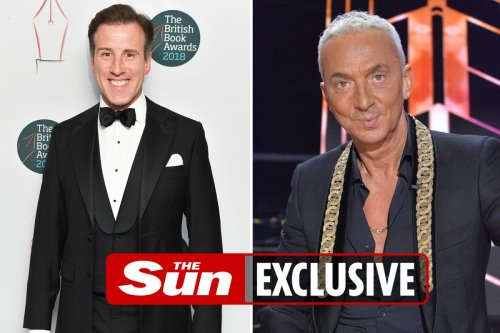 Strictly's Anton reveals he hasn't spoken to Bruno since taking his place