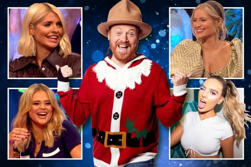 Keith Lemon dubs Holly Willoughby as 'wild' and Emily Atack as 'off her rocker'