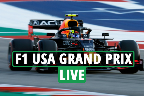 F1 US Grand Prix LIVE: Follow all the latest from Circuit of the Americas