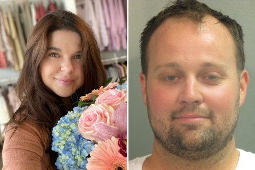 Amy Duggar praises 'real men who protect and love their children'