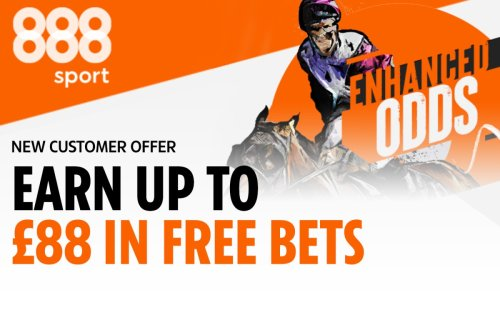 Horse racing betting offer: Get up to £88 in FREE BETS to use this weekend